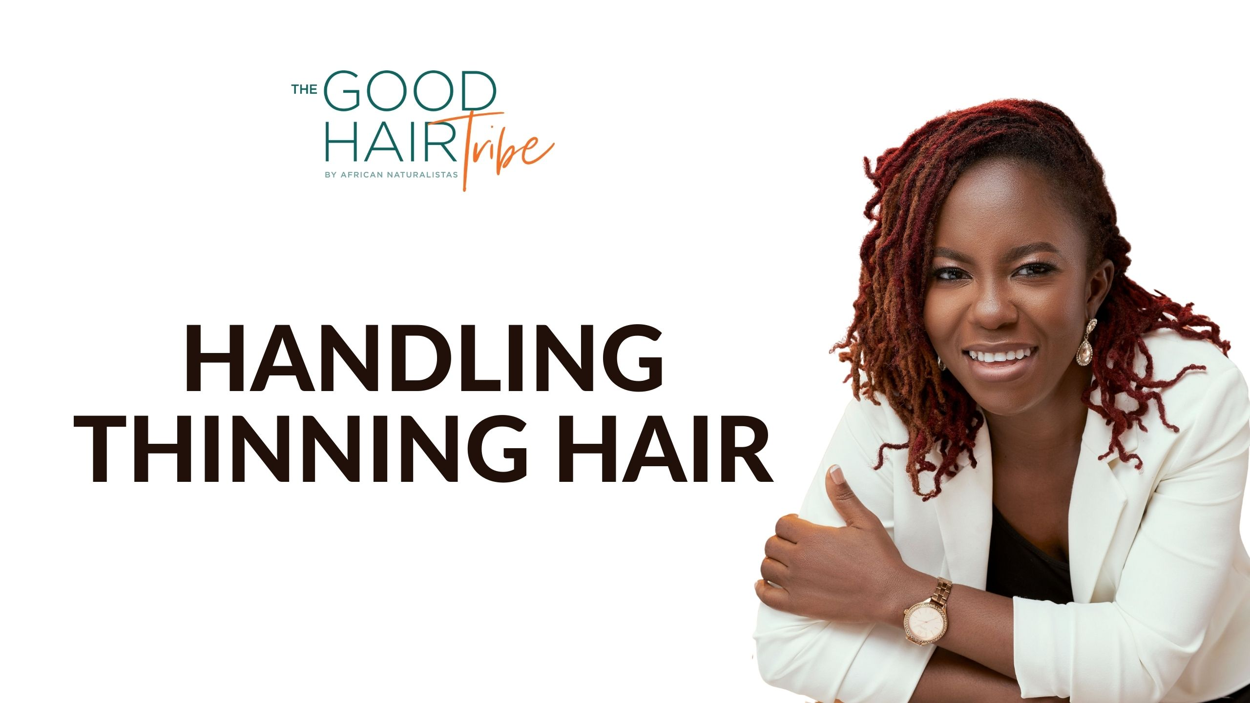 Handling Thinning Hair