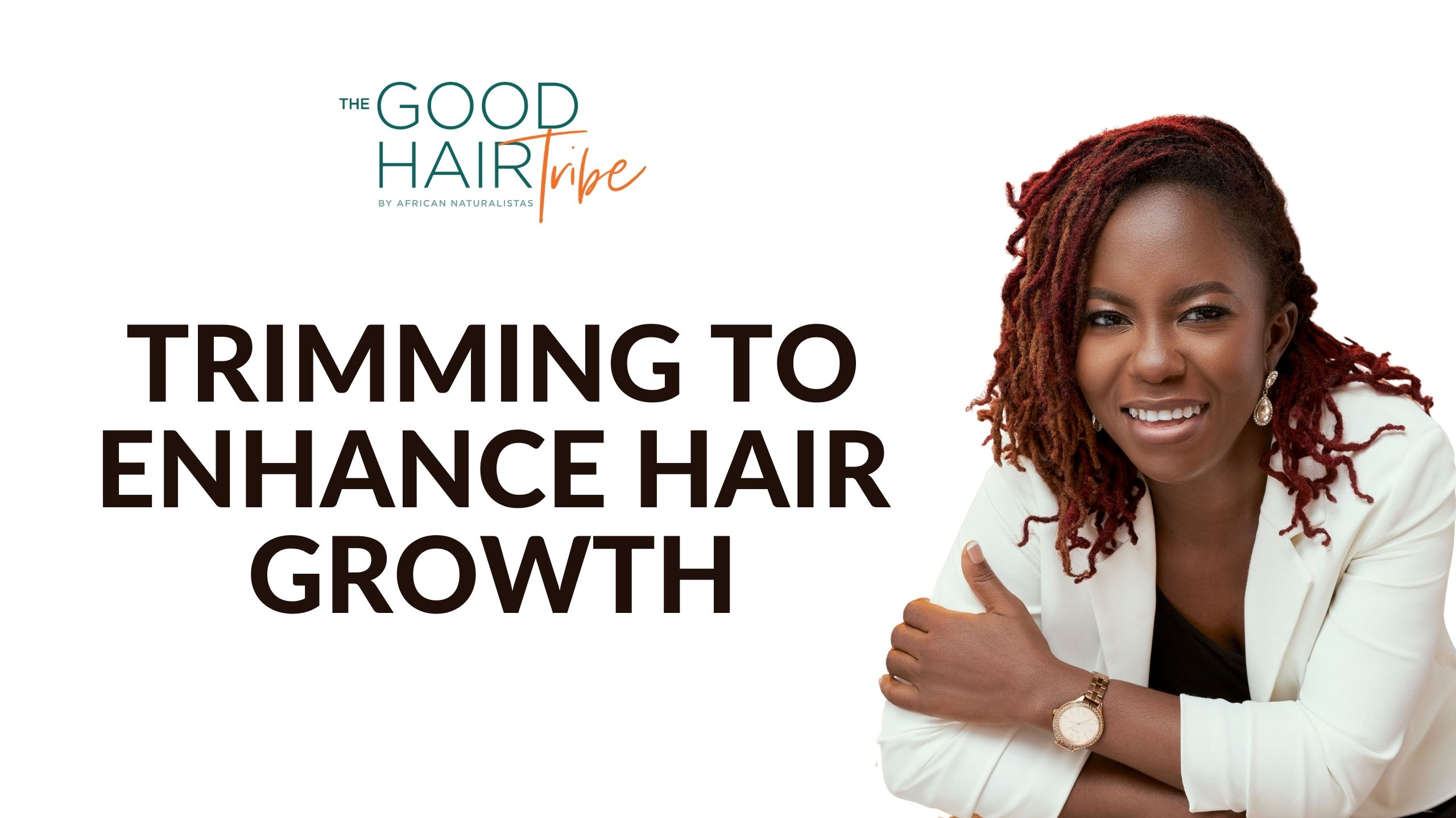 Trimming to Enhance Hair Growth
