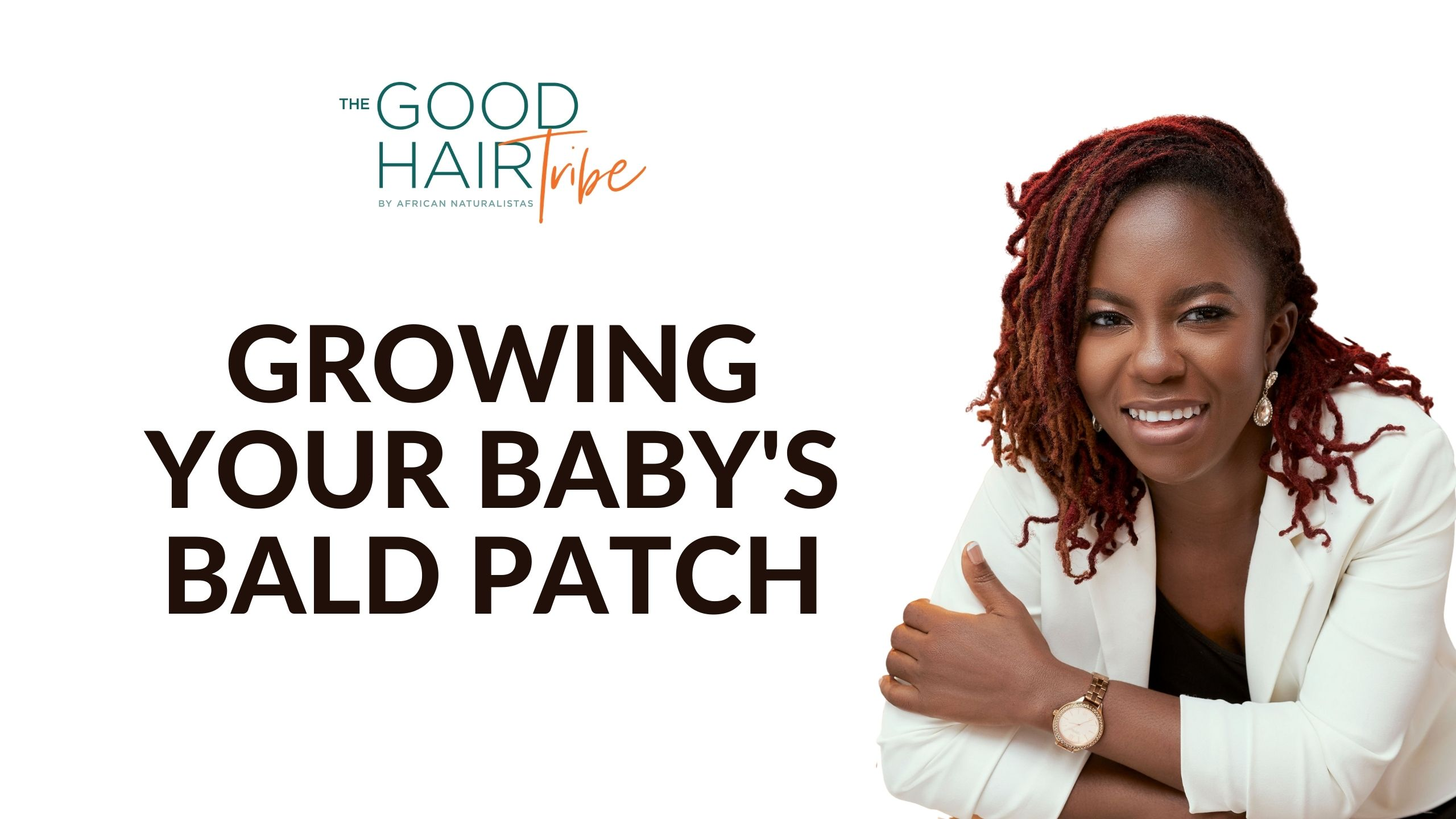Growing your Baby's bald patch