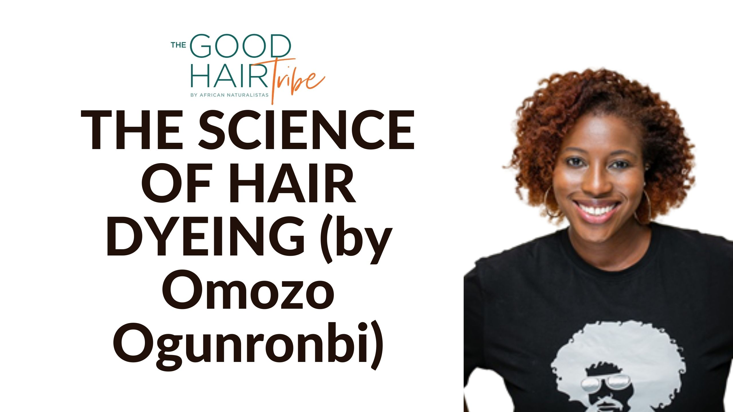 The Science of Hair Dyeing