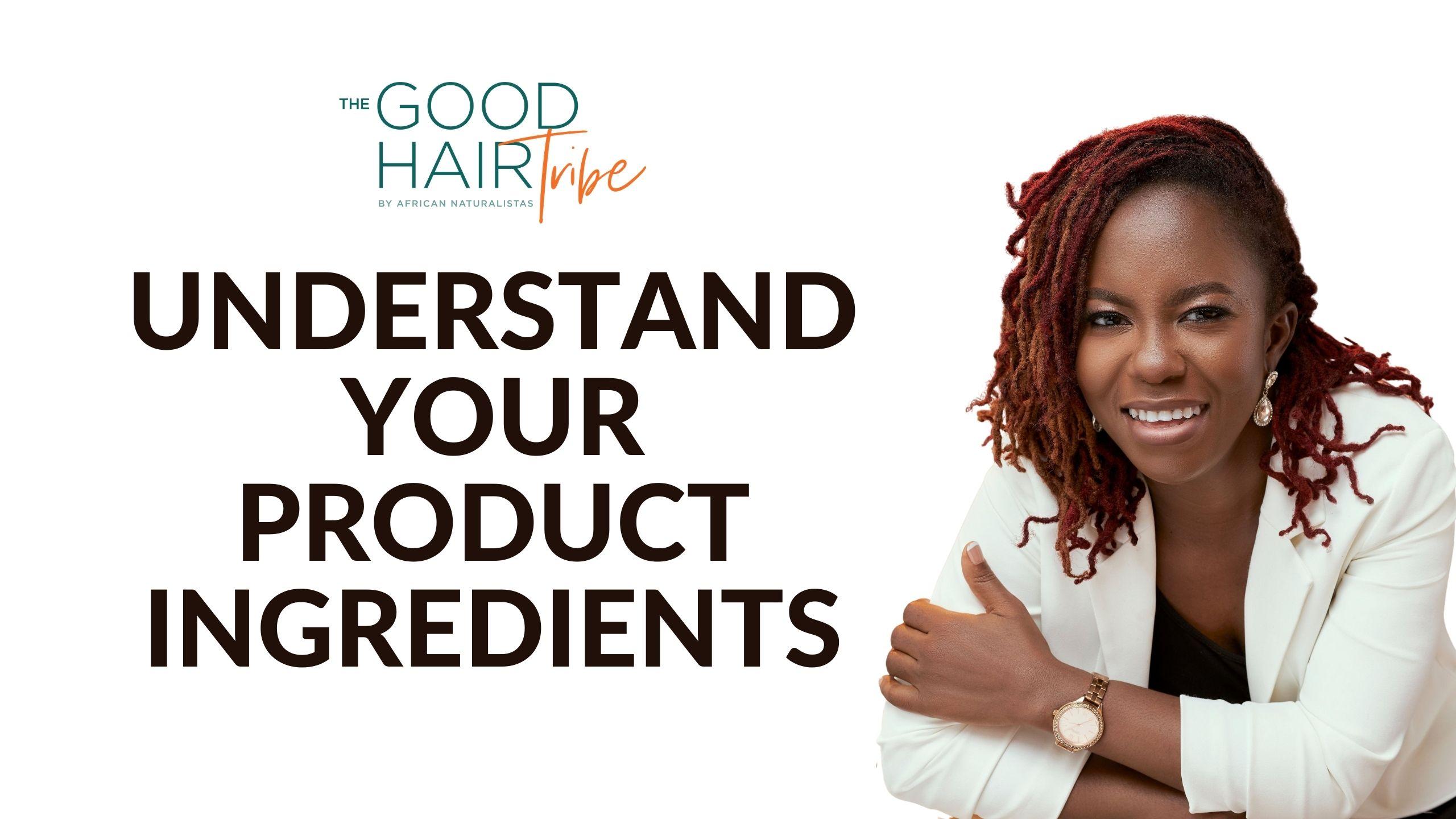 Understanding Product Ingredients