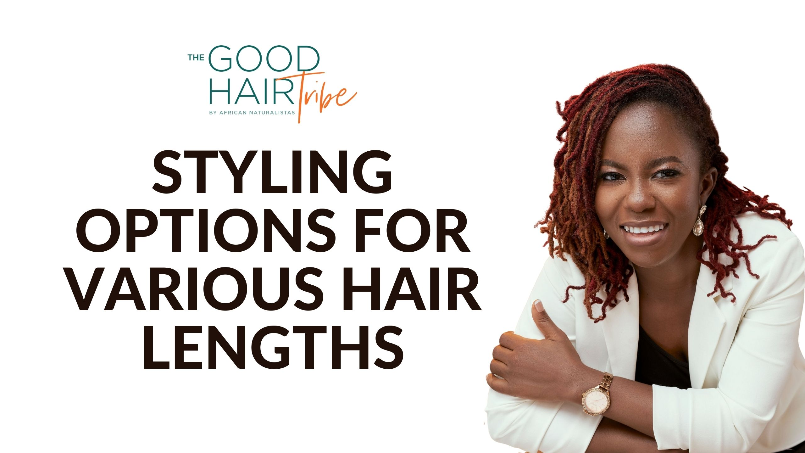 Styling Option for Various Lengths