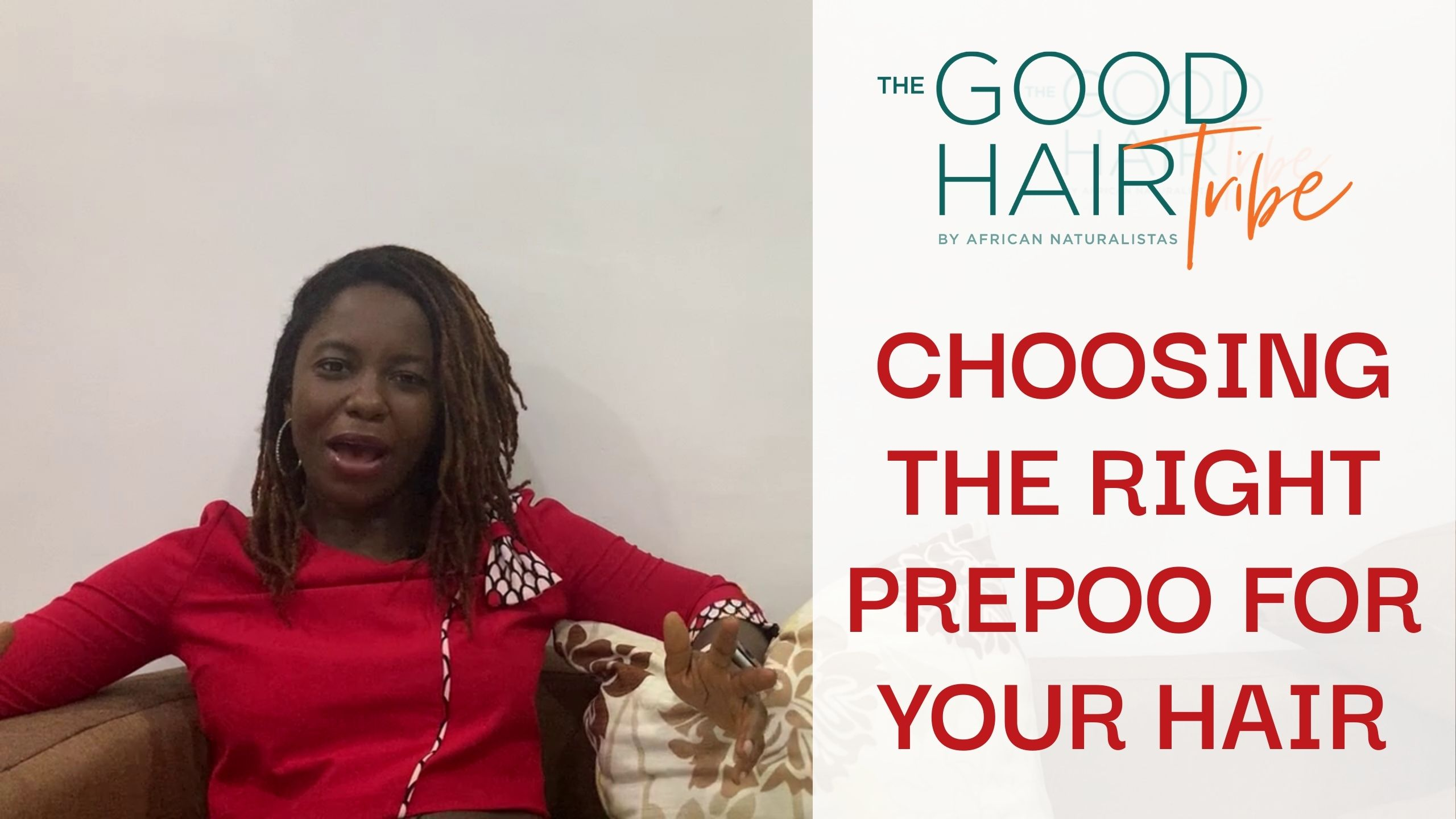 Choosing the right Prepoo for your Hair